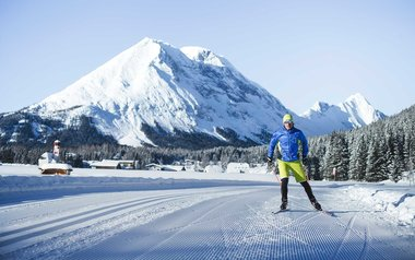 Pure Cross-country Skiing for Beginners and Advanced