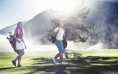 Golf in der Olympiaregion Seefeld