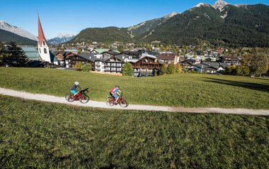 E-Bike in Seefeld