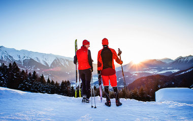 Pure Cross-country Skiing for Advanced Skiers